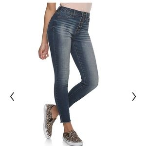 Juniors' SO® Ultimate High-Rise Ankle Jeggings